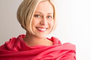 Kuoronjohtaja Jaana Turunen